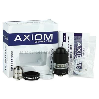 Axiom Sub-OhmTank + RBA 22mm - Black    (Original Innokin)