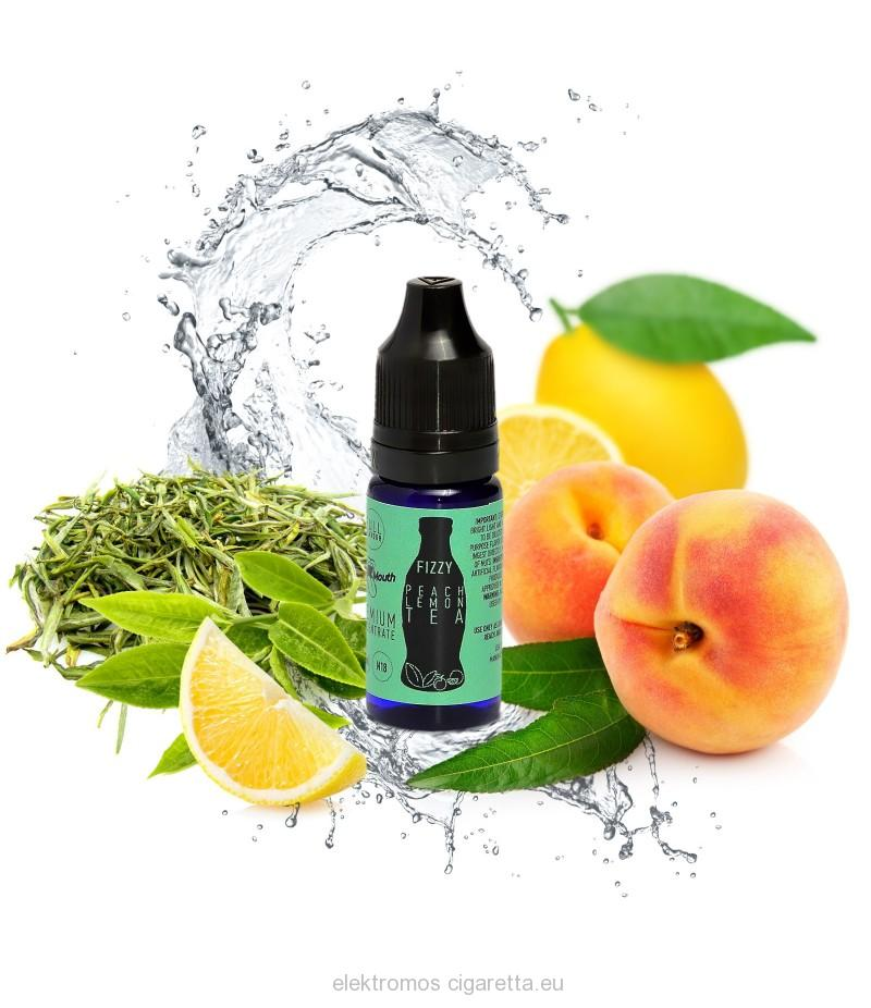 Peach Lemon Tea Big Mouth e liquid aroma