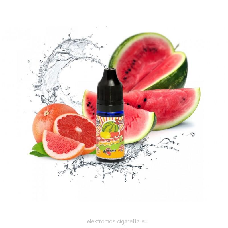 Watermelon & Grapefruit Big Mouth e liquid aroma