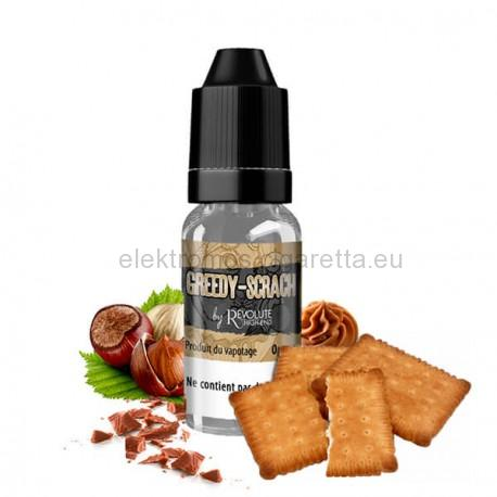 Greedy Scrach eliquid 10ml/ 0mg