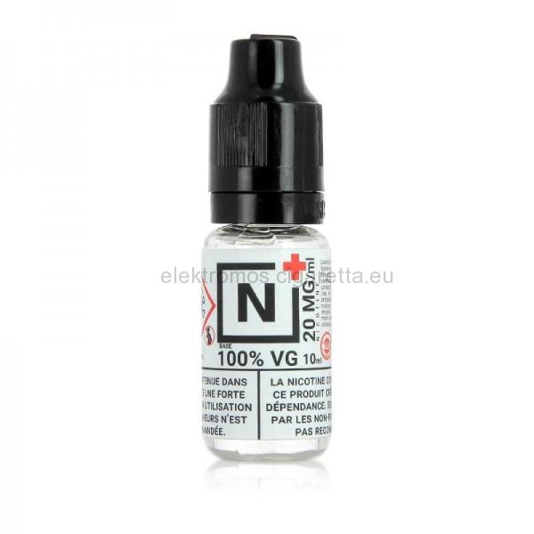 Booster Nplus 20mg /10ml 50PG/50VG