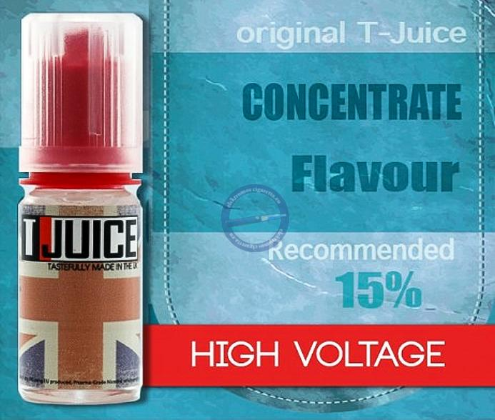 Hhigh Voltage- T-Juice e liquid aroma