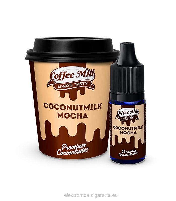 Coffee Mill Coconutmilk Mocha - 10ml