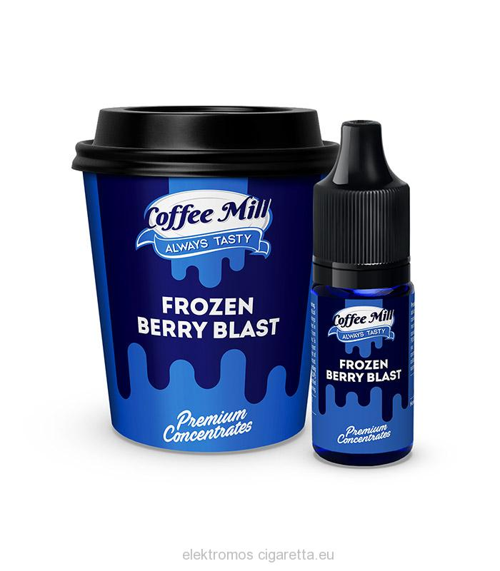 Coffee Mill Frozen Berry Blast - 10ml