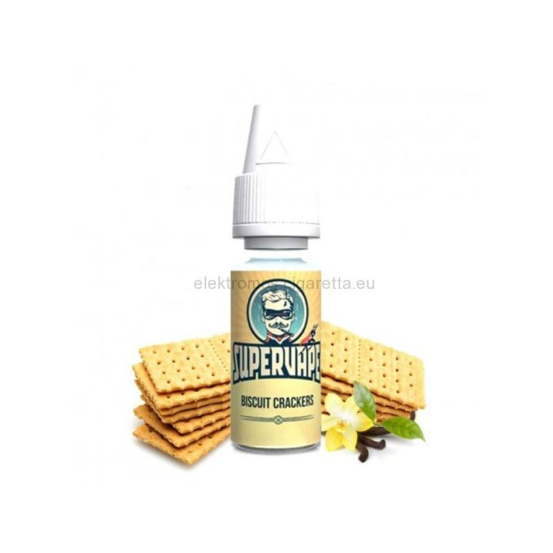 Biscuit Crackers - Supervape e liquid aroma