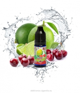 Lime & Cherry Big Mouth e liquid aroma
