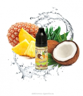 Pineapple Coconut Big Mouth e liquid aroma