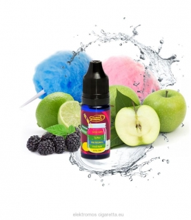 Juicy Lime - Green Apple - Blue Raspberry - Icy Pear - Cotton Candy- Big Mouth