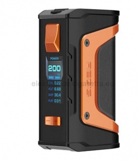 GeekVape Aegis Legend TC 200w Box Mod Noir / Orange