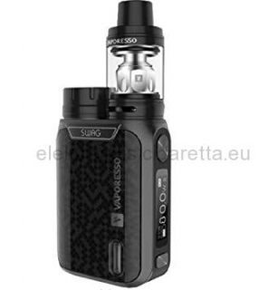 Vaporesso 80W Swag TC Full Kit Black 3.5ml NRG SE Tank