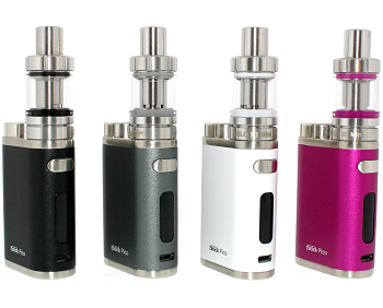 Eleaf iStick Pico TC 75W / MELO 3 Mini Full Kit Black