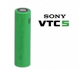 Sony VTC5 30A 18650 2600mAh